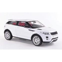 Range Rover Evoque 2011 White