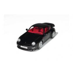 PORSCHE 911 (993) TURBO S Black