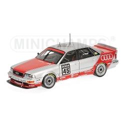 Audi V8 - Team SMS Motorsport - Hubert Haupt - DTM 1992