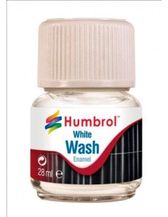 Enamel Wash White - 28ml