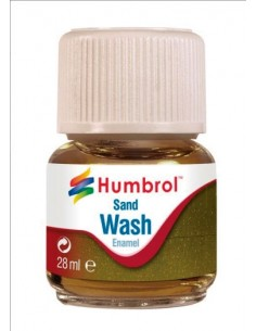Enamel Wash Sand - 28ml