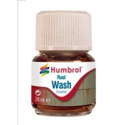 Enamel Wash Rust - 28ml