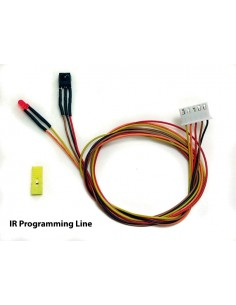 IR Configuration Line with LED for Clark TK Board