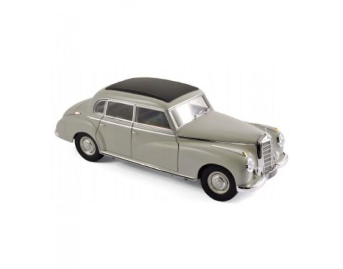 Mercedes 300 - 1955 white grey