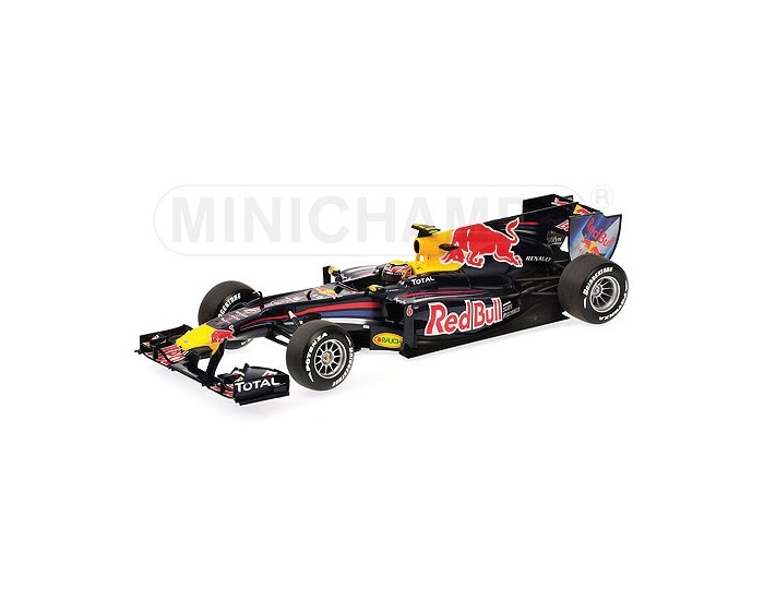 Red Bull Racing Renault RB6 - Mark Webber - 2010