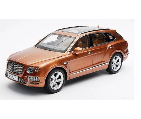 Bentley Bentayga - Bright Bronze