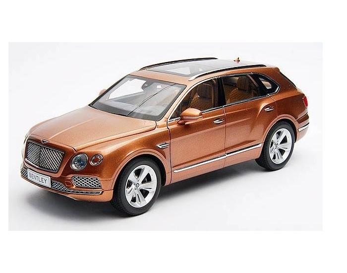 Bentley Bentayga - Bright Bronze