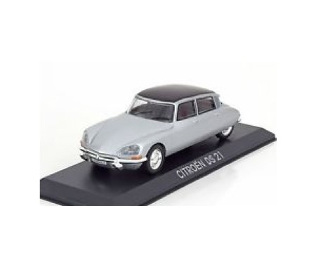 Diecast model 1 43 citroen ds 21 for Altaya ds 21