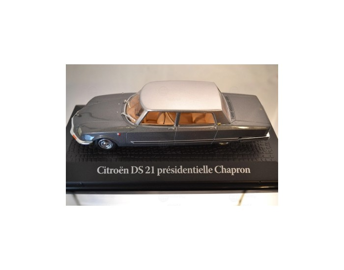 Citroen DS 21 Chapron De Gaulle Presidential - Nixon