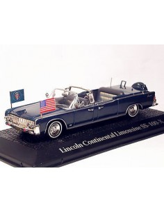 Lincoln Continental Limousine SS-100-X - Kennedy