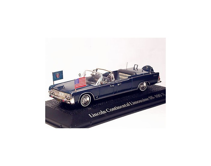 Lincoln Continental Limousine SS-100-X 1963 - Kennedy