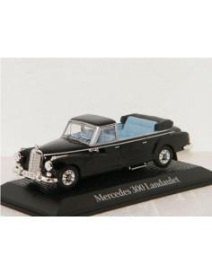Mercedes 300 Landaulet 1963 - Konrad Adenauer