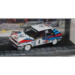 Lancia Delta Integrale Nr.4 Rally Monte-Carlo 1989