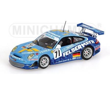 PORSCHE 911 GT3 RSR - COLLIN/FELBERMAYR/FELBERMAYR JR. - TEAM SEIKEL MOTORSPORT - 24H LE MANS 2007