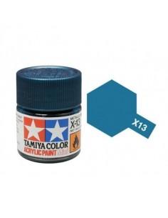 X-13 Metallic Blue - 10ml Tinta Acrílica