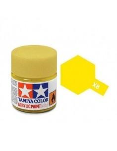 X-8 Lemon Yellow - 10ml Acrylic Paint