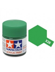 X-28 Park Green - 10ml Acrylic Paint
