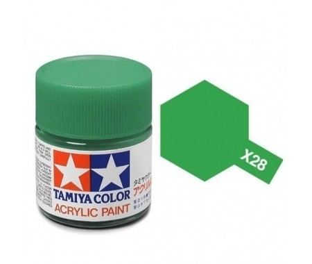 Park Green Paint Tamiya