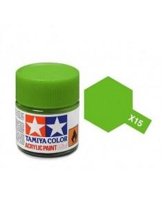X-15 Light Green - 10ml Acrylic Paint