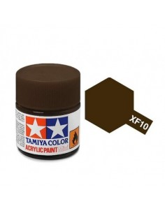 XF-10 Flat Brown - 10ml Acrylic Paint