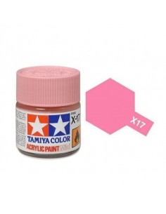X-17 Pink - 10ml Acrylic Paint