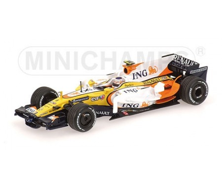 ING RENAULT F1 TEAM - R28 - CAR NO. N.6 - 2008