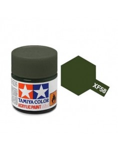 XF-58 Olive Green - 10ml Acrylic Paint