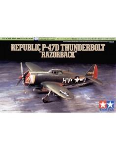 "Republic P-47D Thunderbolt ""Razorback"""