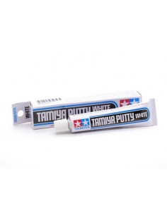 Tamiya - 87095 - Tamiya Putty (White) - Tube 32g  - Hobby Sector
