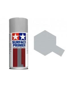 Tamiya - 87042 - Tamiya Surface Primer (Gray) - 180ml Primário em Spray  - Hobby Sector