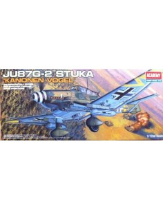 "Ju-87G-2 Stuka ""Kanonen Vogel"""