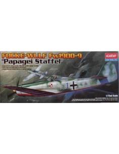 """Focke-Wulf Fw-190D-9 """"Papagei Staffel"""""""