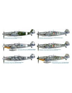 Bf-109 G-6 Italian Aces