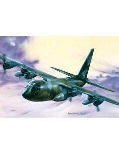Italeri - 015 - C-130E/H Hercules  - Hobby Sector