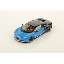 Bugatti Chiron - Le Patron / Bugatti Light Blue Sport
