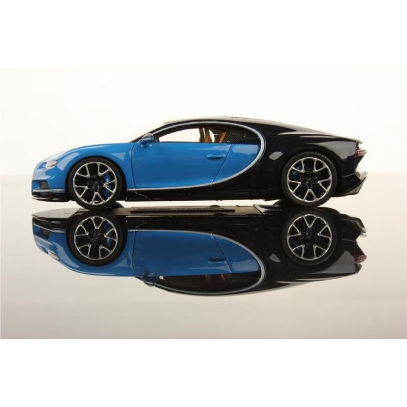 looksmart bugatti chiron - le patron / bugatti light blue sport