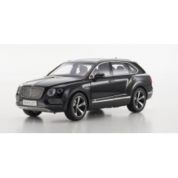 Bentley Bentayga - Onyx Black