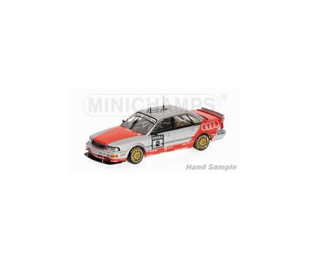 AUDI V8 QUATTRO - TEAM AZR - FRANK JELINSKI - DTM 1992