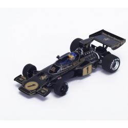 Lotus 72E n.1 Winner Monaco GP 1974