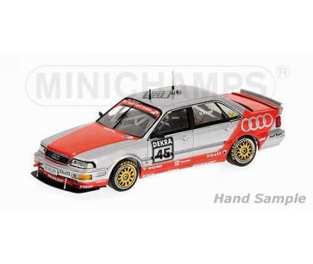 AUDI V8 - TEAM SMS - HUBERT HAUPT - DTM 1992