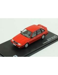 Volvo 440 1988 Red