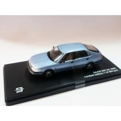 Saab 900 V6 1994 Silver - Blue