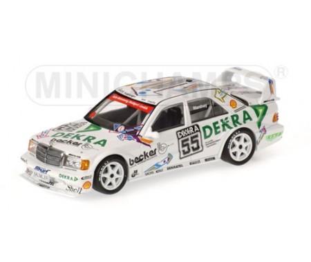 MERCEDES-BENZ 190E 2.3-16 EVO2 - OLAF MANTHEY - NÜRBURGRING DTM 1992