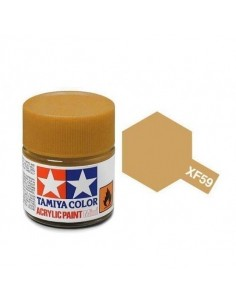 XF-59 Desert Yellow - 10ml Acrylic Paint