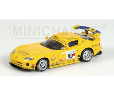 DODGE VIPER GTS-R - CLARK/CUNNINGHAM - BRITISH GTC 1999