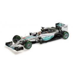 MERCEDES AMG PETRONAS F1 TEAM F1 W06 HYBRID HAMILTON WINNER USA GP 2015