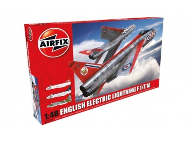 English Electric Lightning F1/F1A/F2/F3