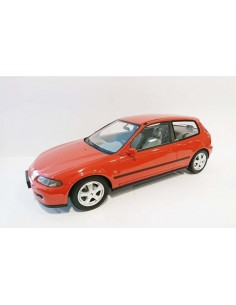 Honda Civic EG6 1992 Red