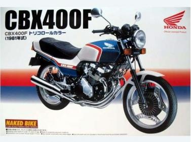 Honda CBX400F