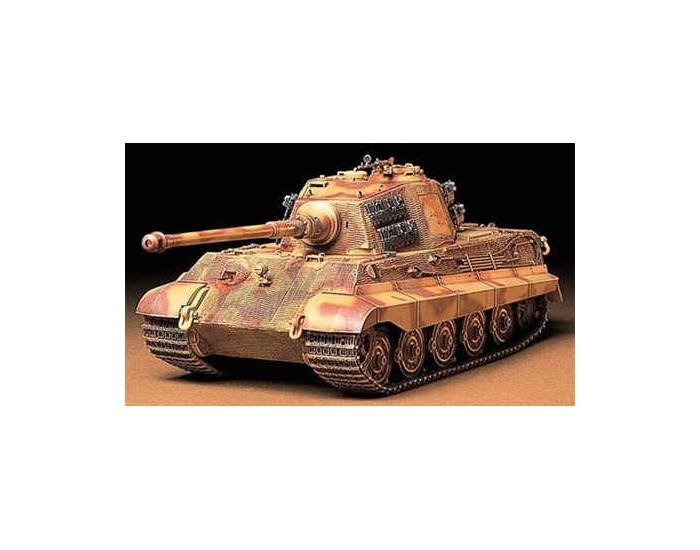 German King Tiger Sd.Kfz. 182 Production Turret